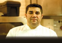 Head Chef Jerome Ryon
